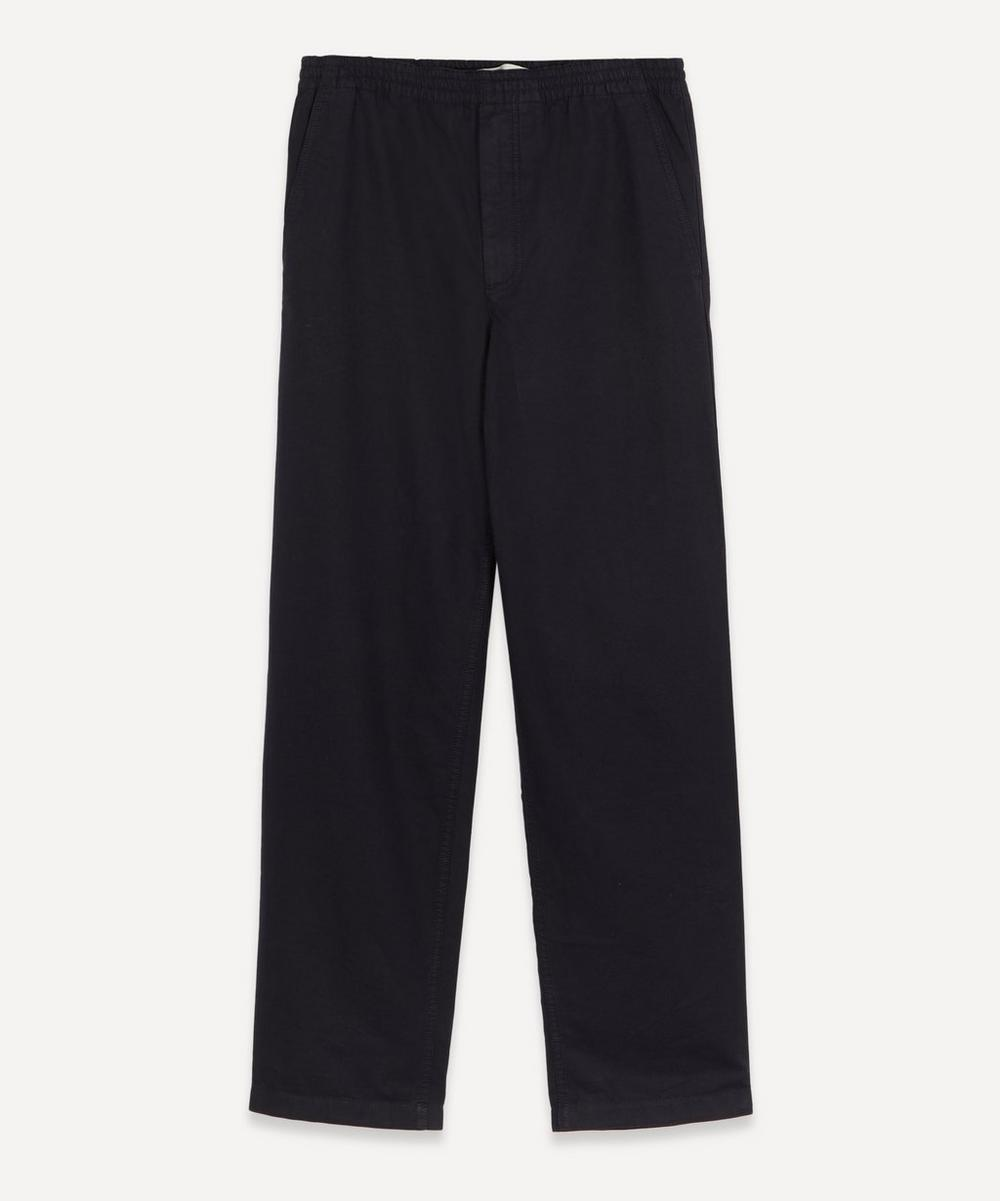 Norse Projects - Evald Drawstring Canvas Trousers