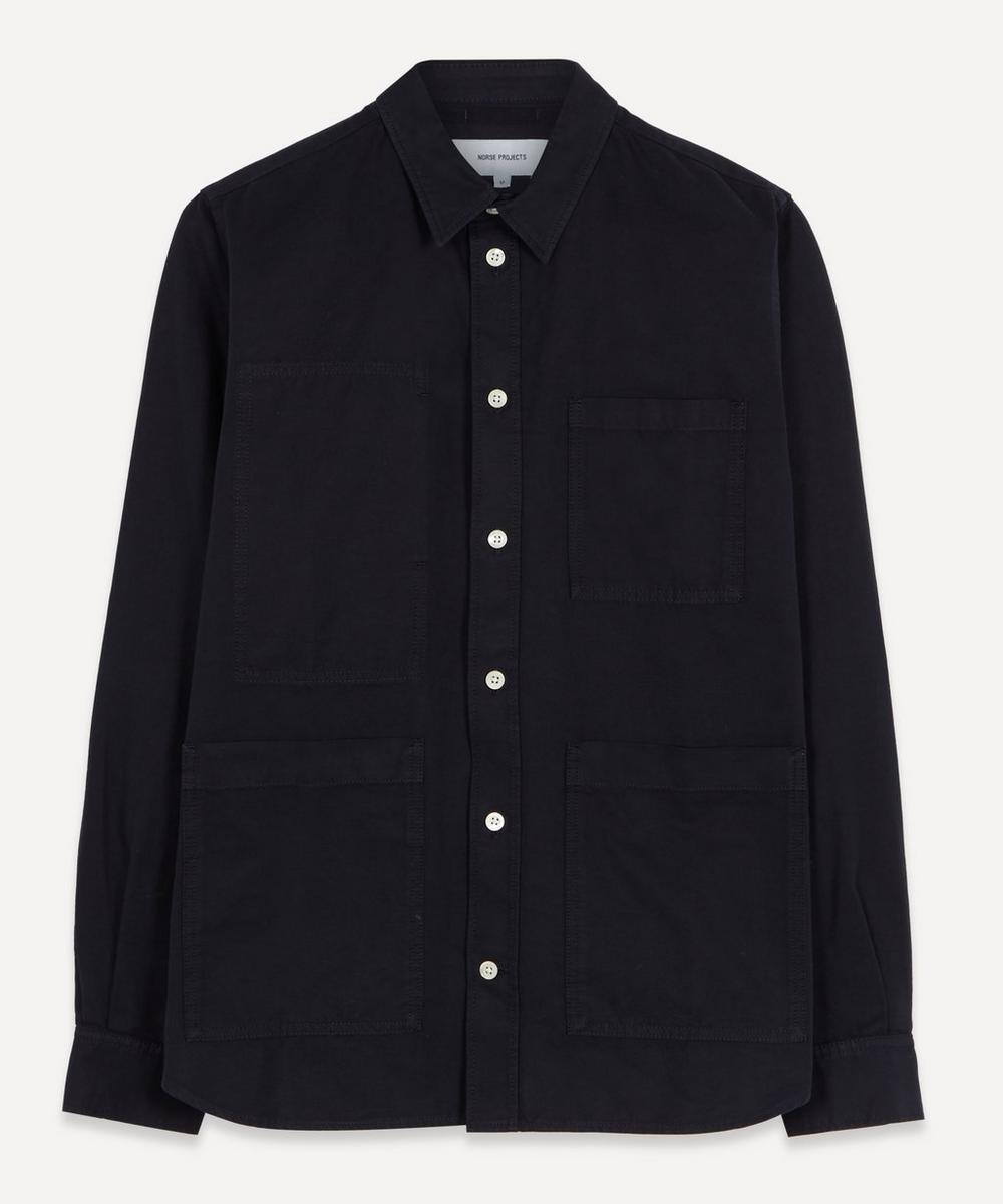 Norse Projects - Thorsten Cotton Canvas Shirt