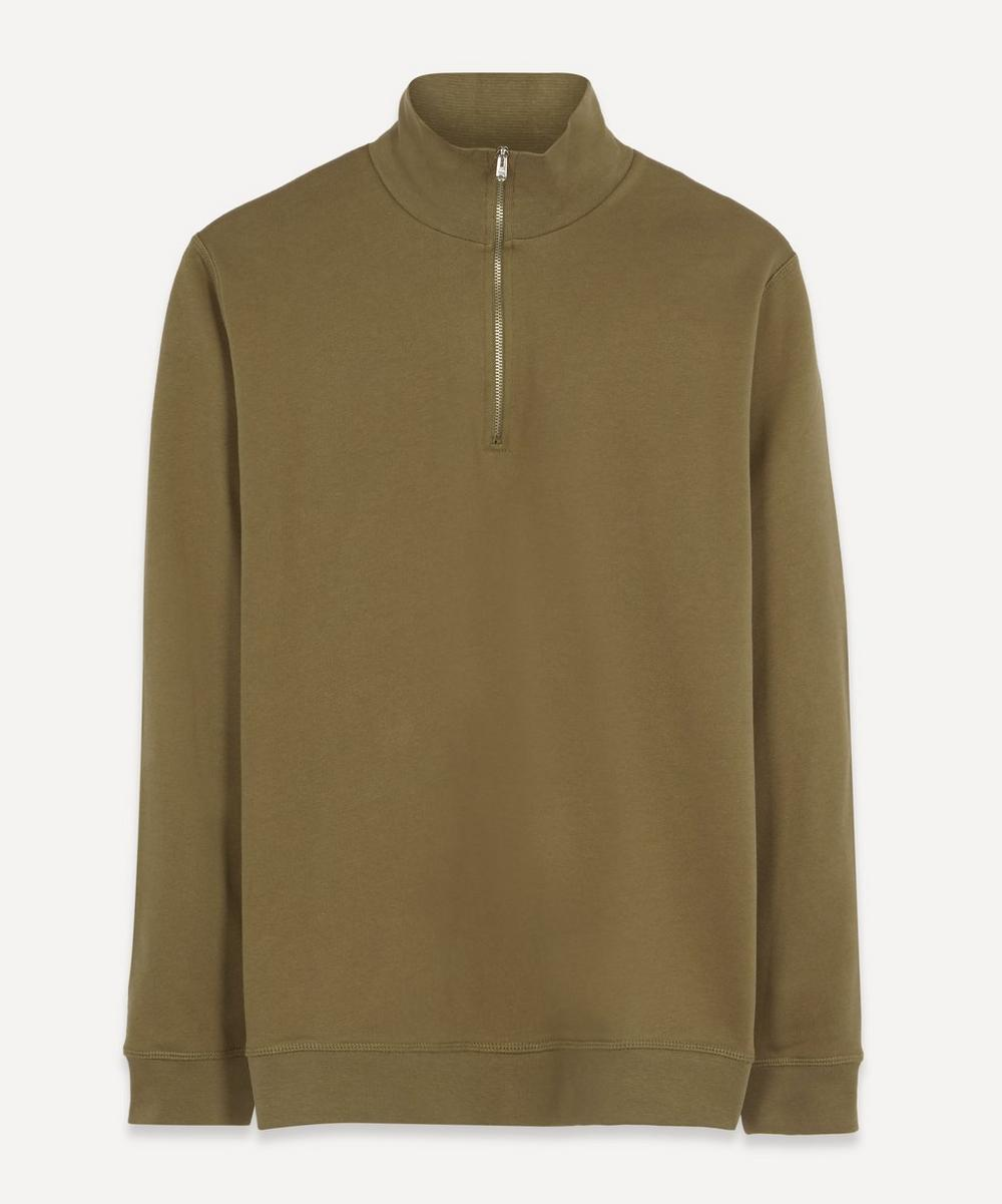 Norse Projects - Fjord COOLMAX Half-Zip Sweater