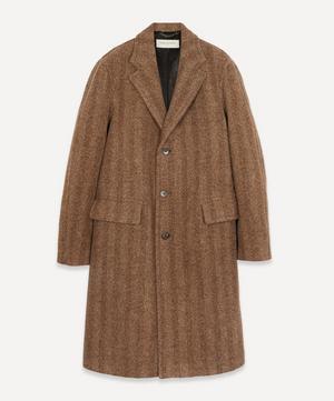 Wool-Mohair Overcoat