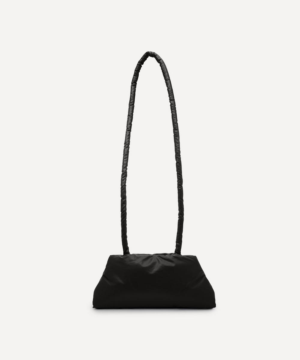KASSL Editions - Slim Oil Light Nylon Shoulder Bag