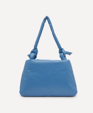 Bag Lady Oil Light Nylon Shoulder Bag