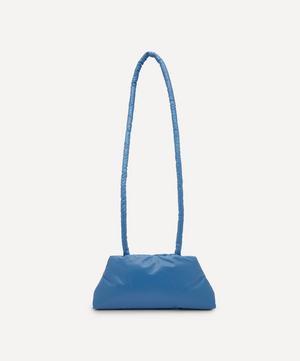 Slim Oil Light Nylon Shoulder Bag