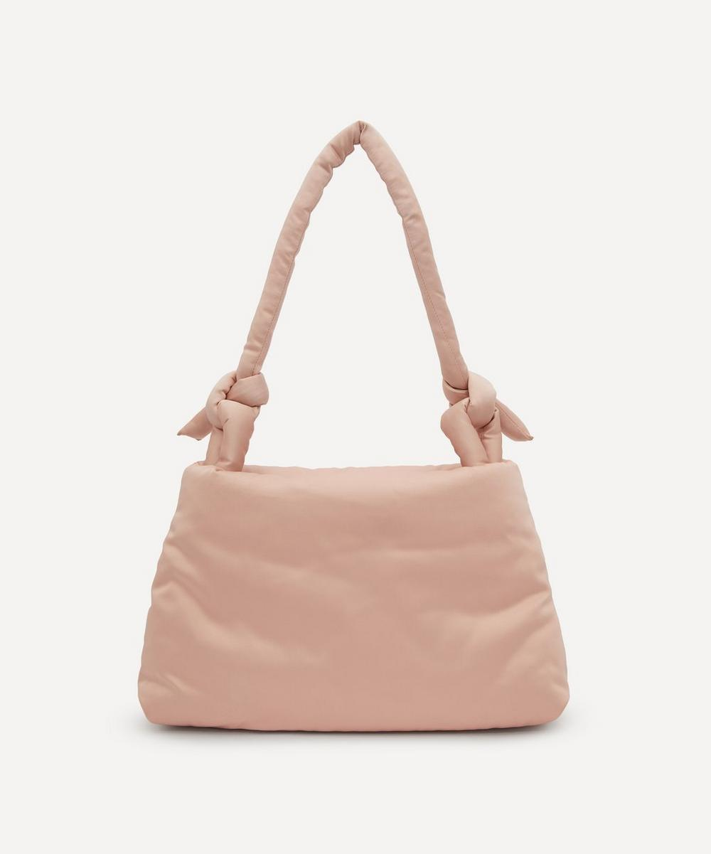 KASSL Editions - Bag Lady Double Satin Shoulder Bag