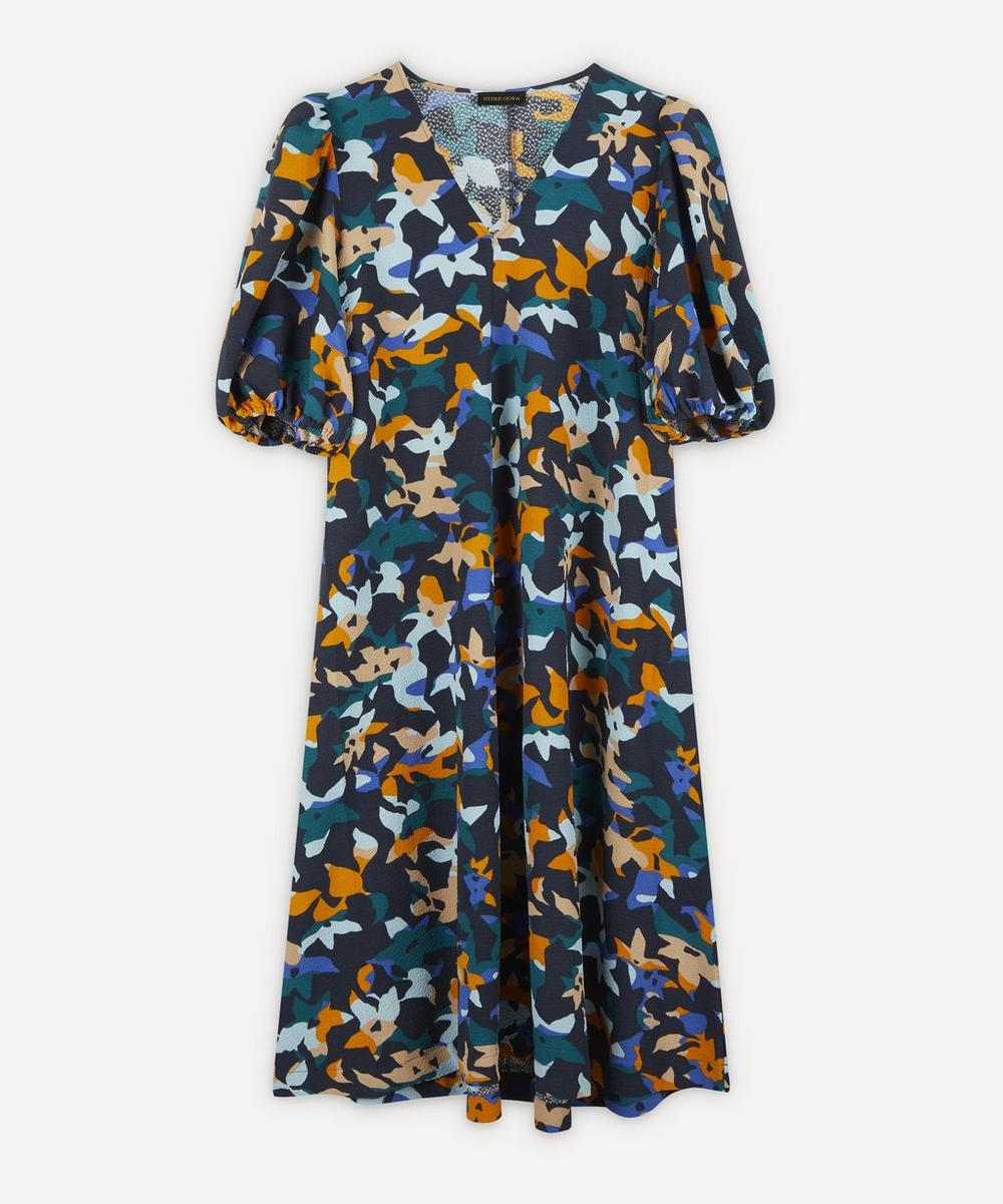 Stine Goya - Mavelin Relaxed Midi Dress