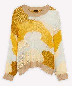 Sana Camouflage Sweater