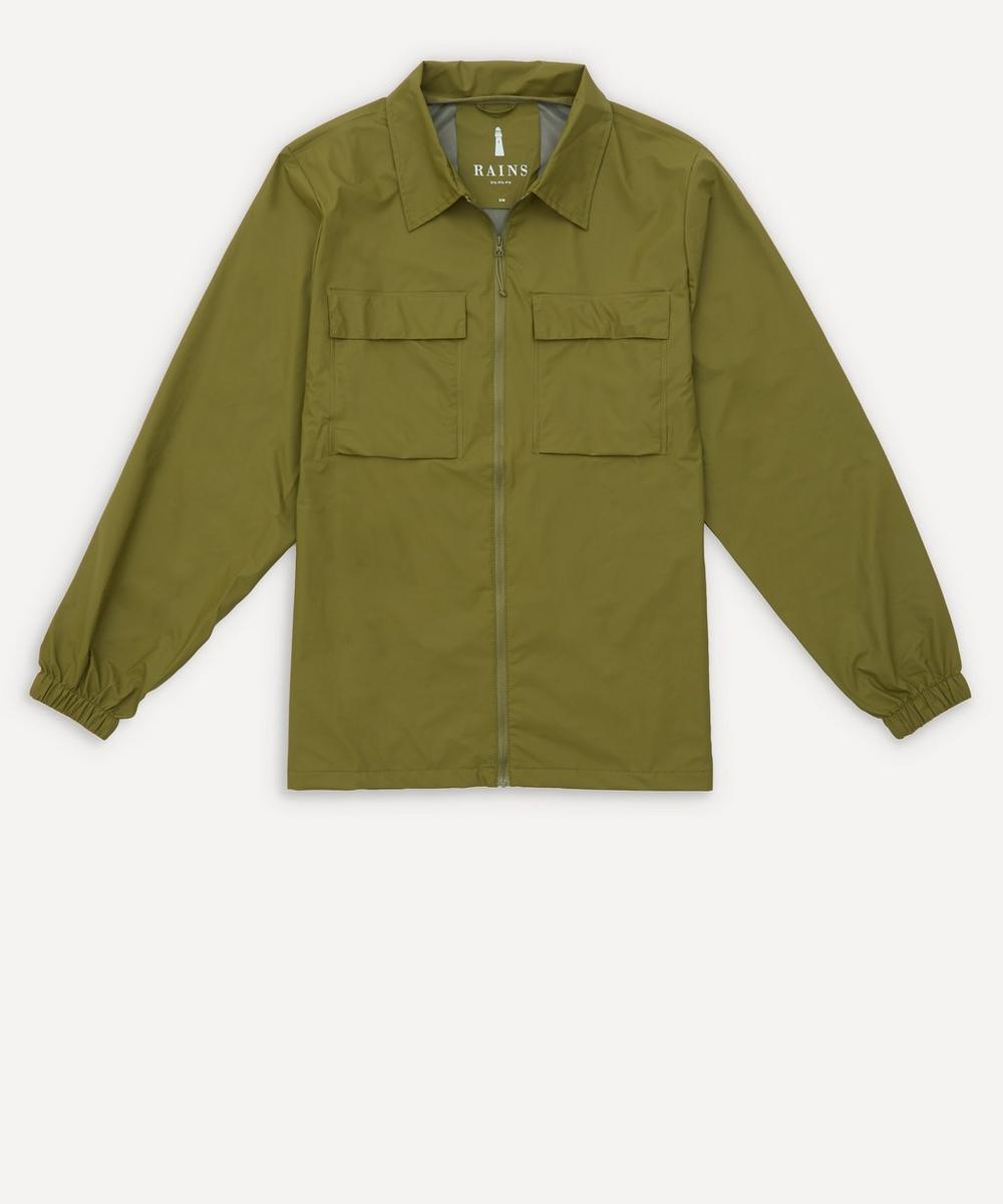 RAINS - Ultralight Zip Shirt
