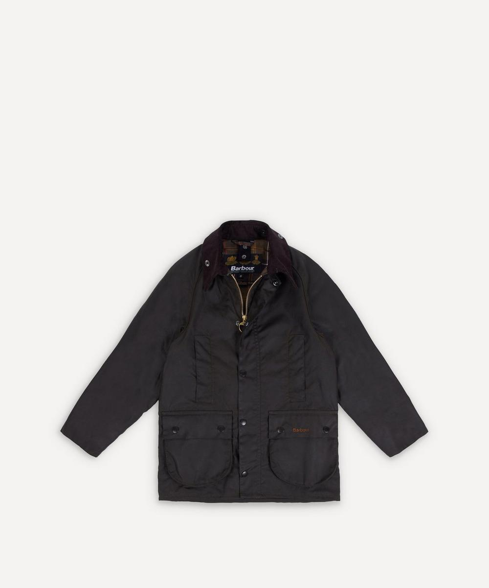 Barbour - Beaufort Waxed Jacket Size L