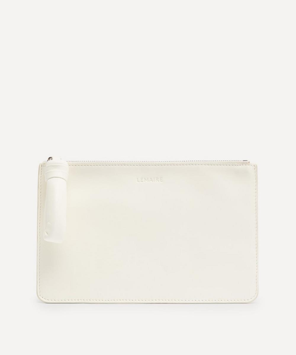Lemaire - A5 Leather Pouch