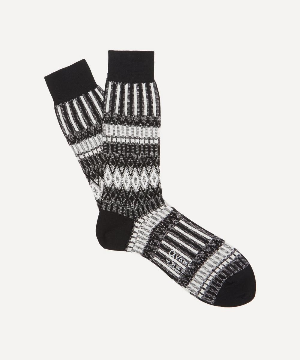 Ayame - C53 Basket Lunch Socks