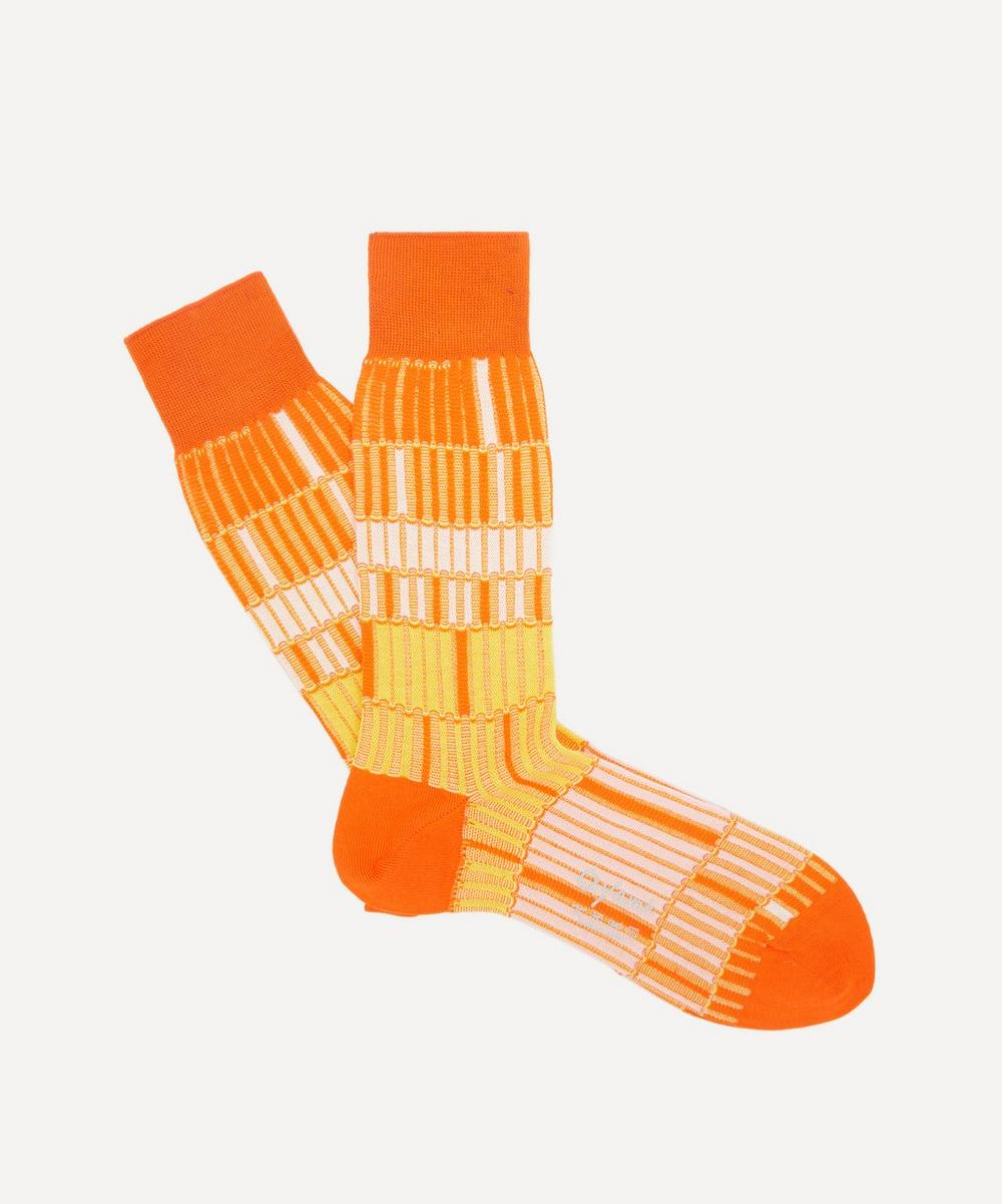 Ayame - Electro Socks