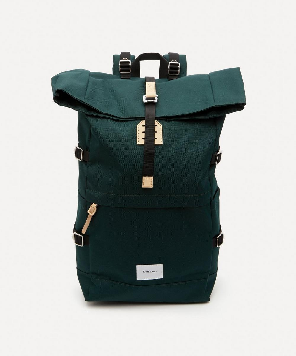 Sandqvist - Bernt Roll Top Cordura Backpack