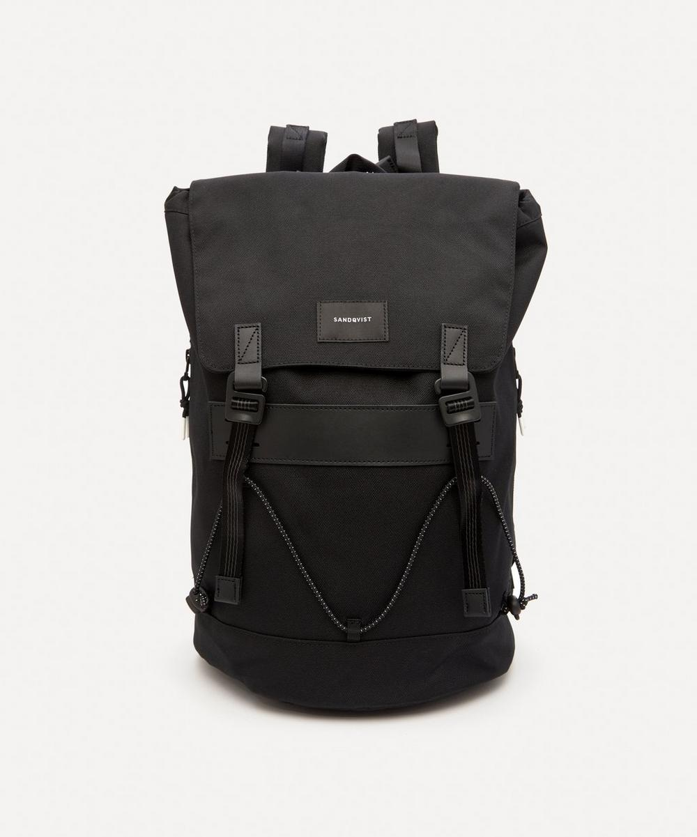 Sandqvist - Johannes Elastic Cord Cordura Backpack