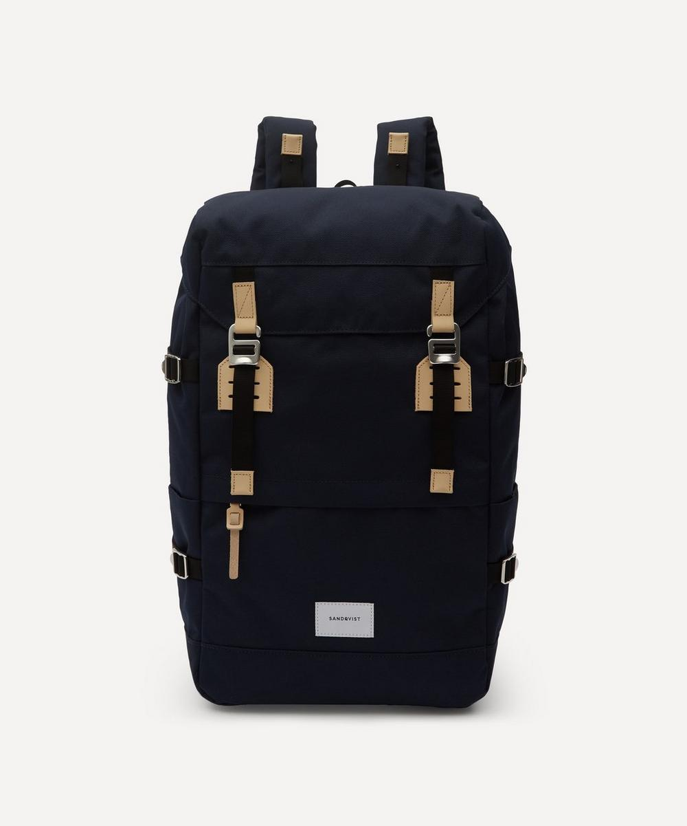 Sandqvist - Harald Double Strap Cordura Backpack