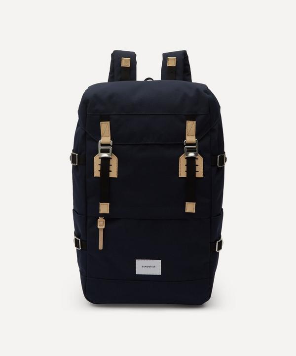Sandqvist - Harald Double Strap Cordura Backpack
