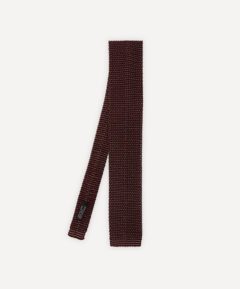 Nick Bronson - Silk Knitted Tie