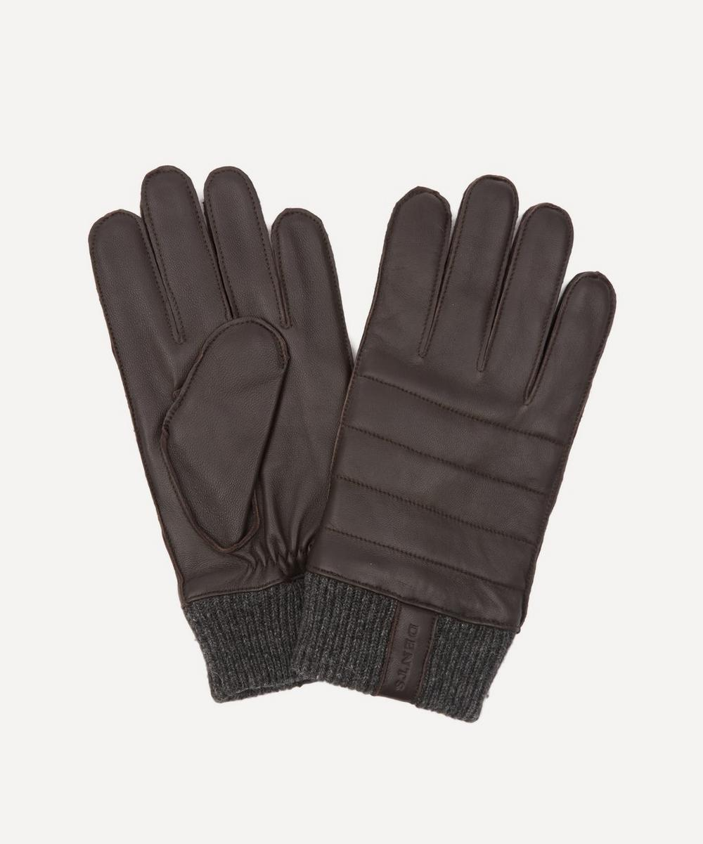 Dents - Ribchester Water-Resistant Touchscreen Leather Gloves