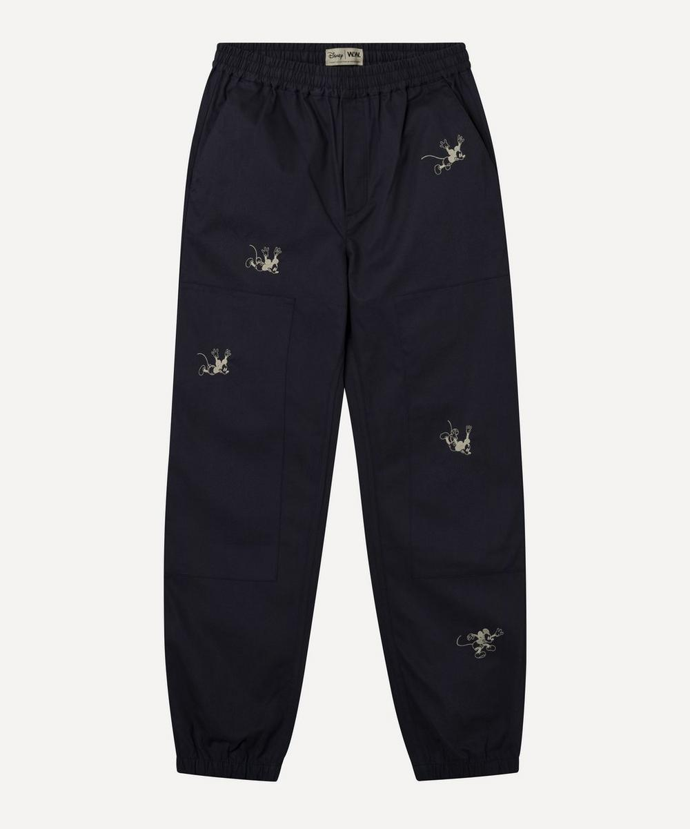 Wood Wood - x Disney Hampus MMM Trousers