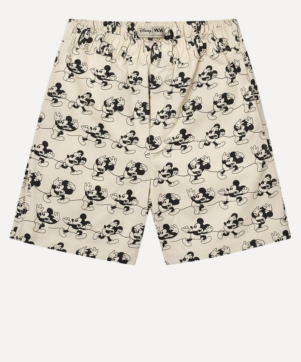 Wood Wood - x Disney Hamilton MMM Shorts