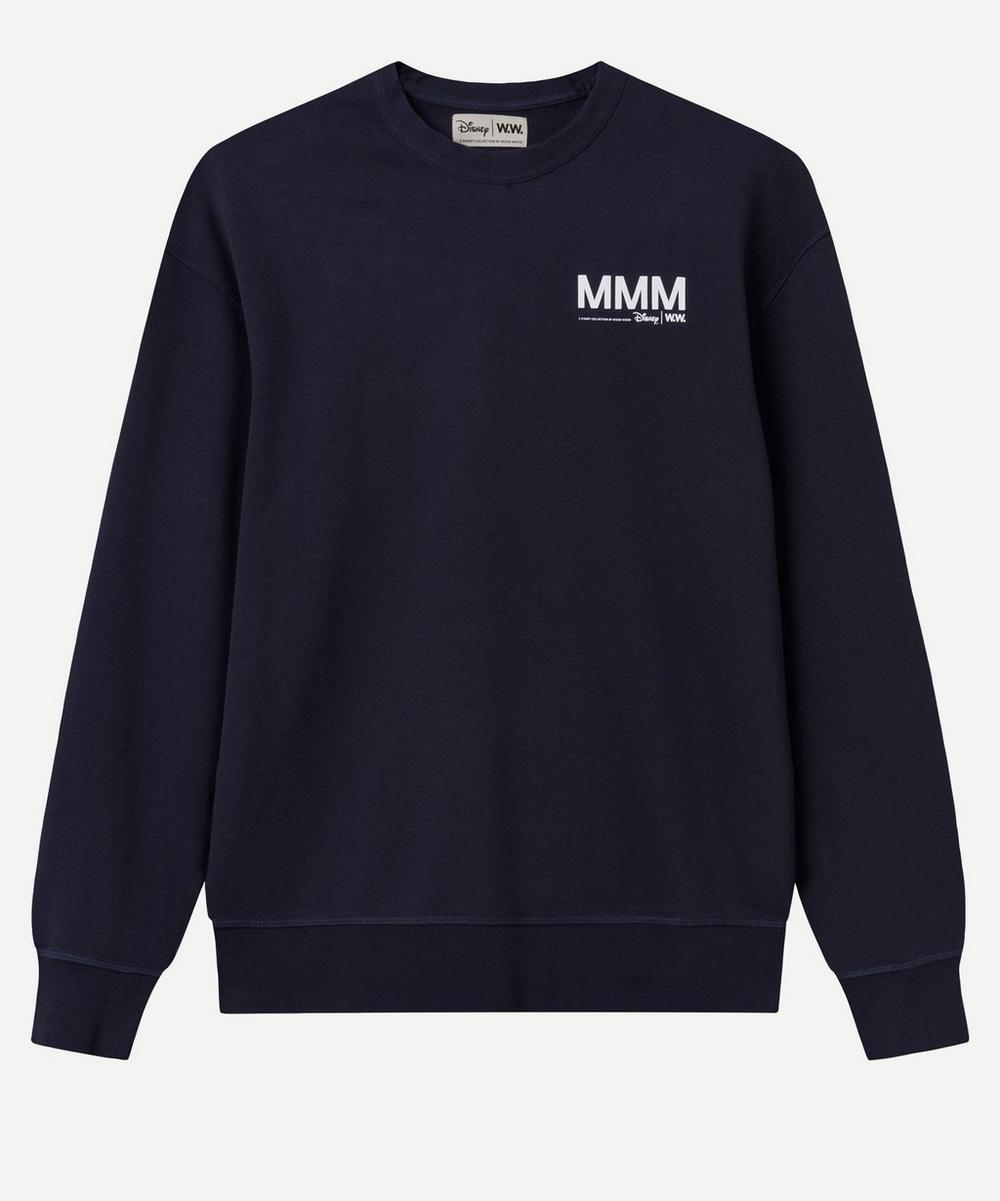 Wood Wood - x Disney Hugo MMM Sweater