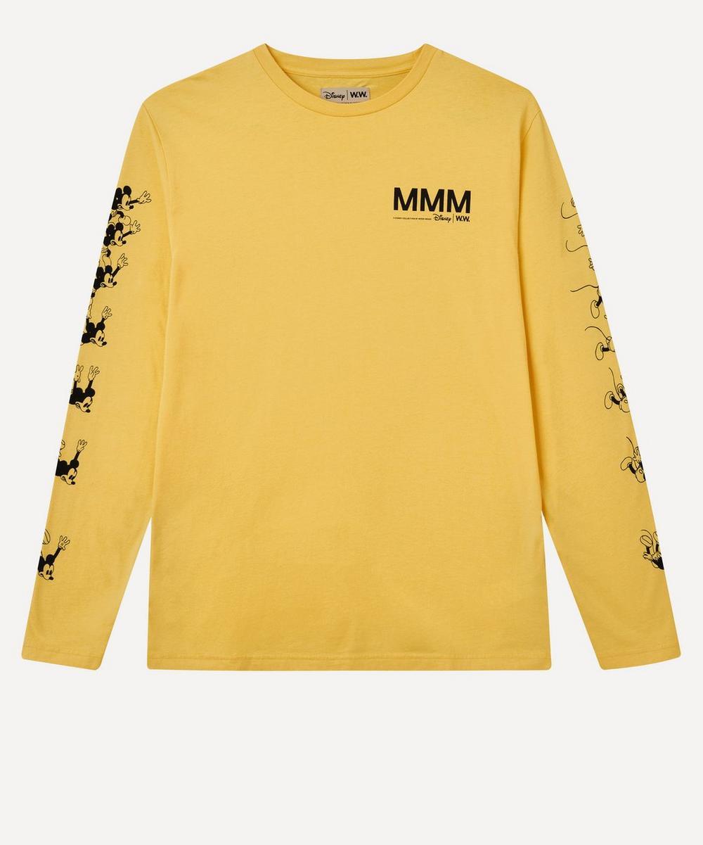 Wood Wood - x Disney Bobo MMM Long-Sleeve T-Shirt
