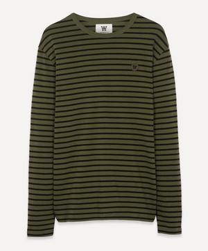 Mel AA Long-Sleeve Striped T-Shirt