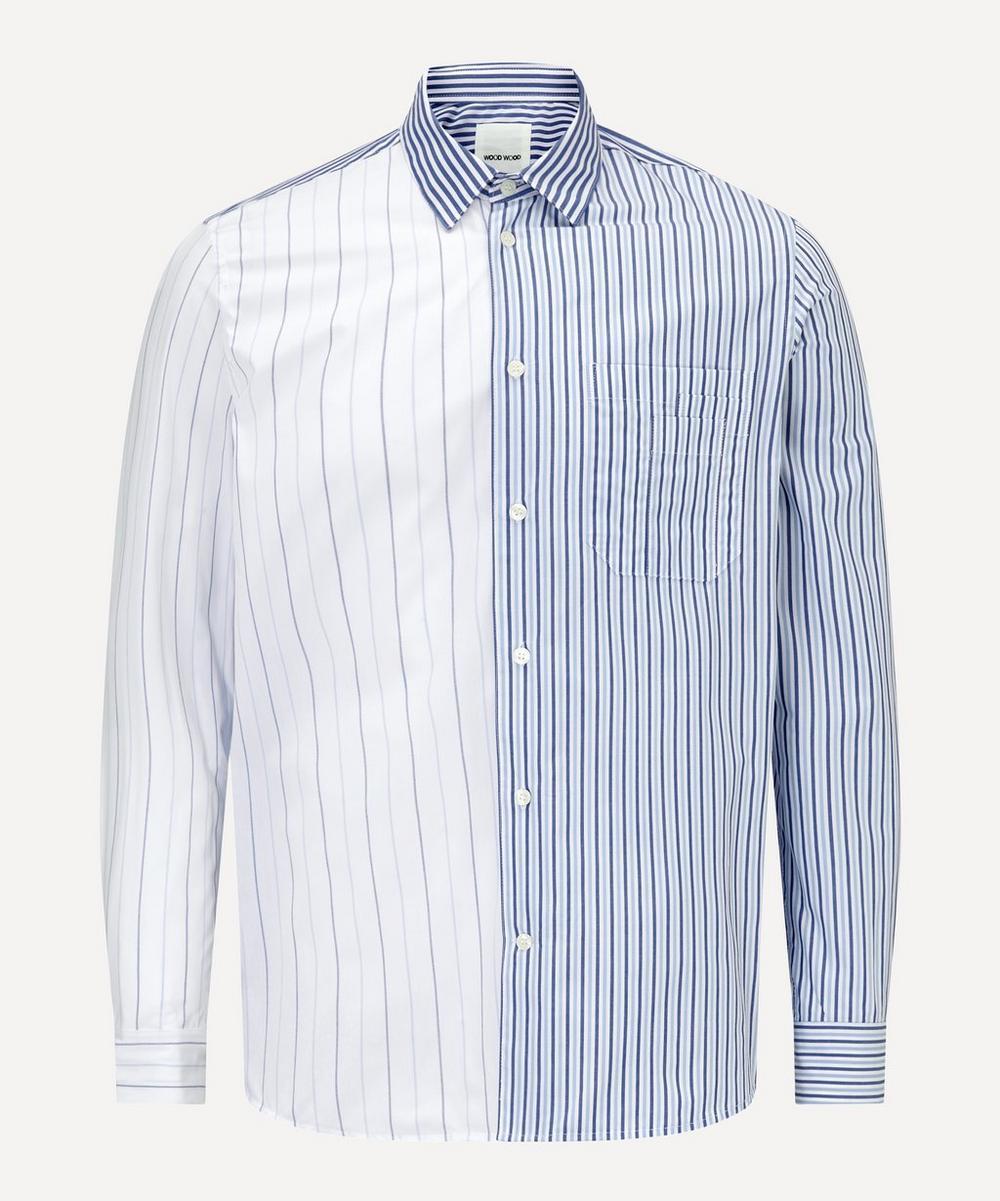 Wood Wood - Timothy Striped Shirt