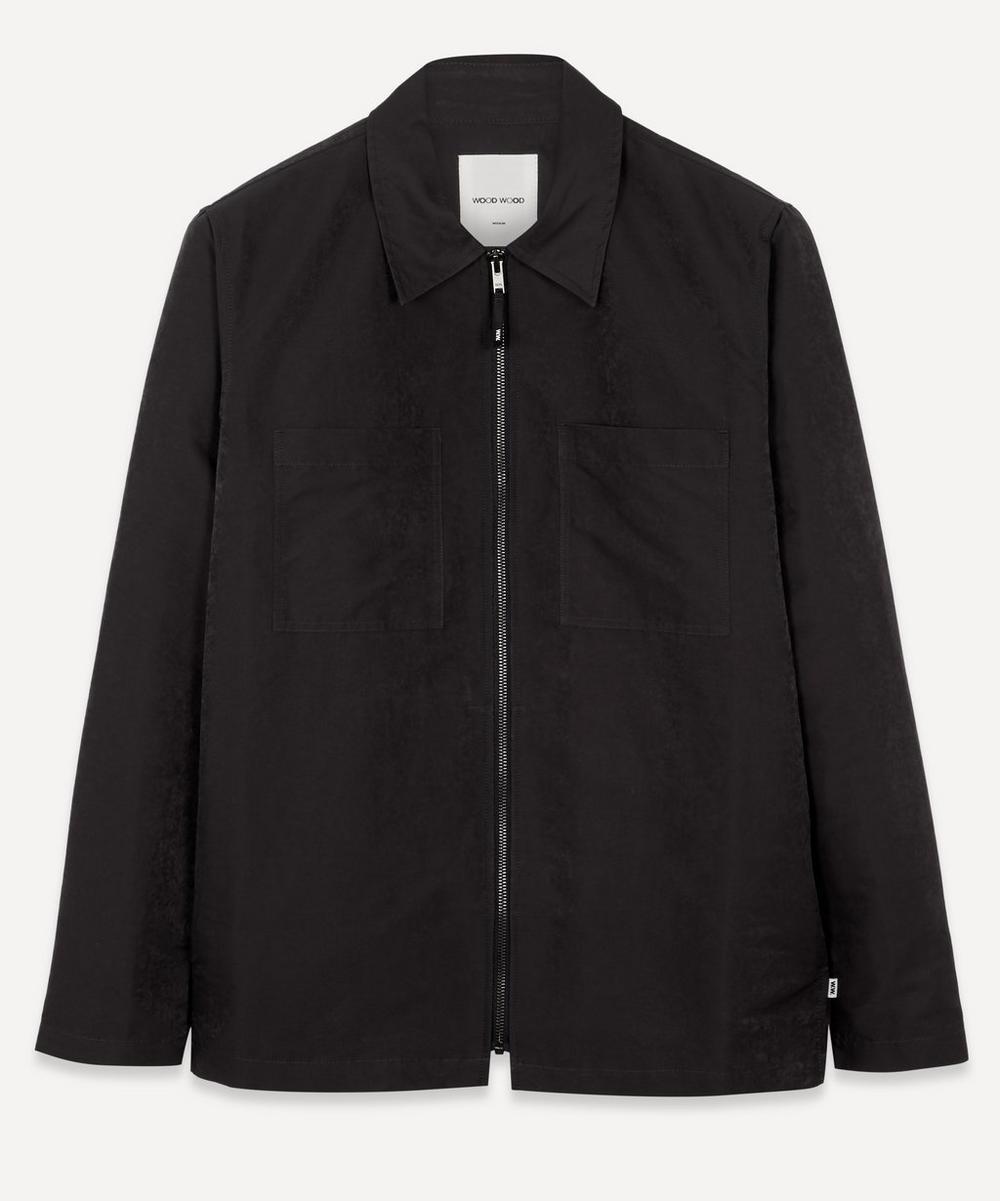 Wood Wood - Egon Zip-Up Shirt