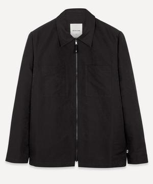 Egon Zip-Up Shirt