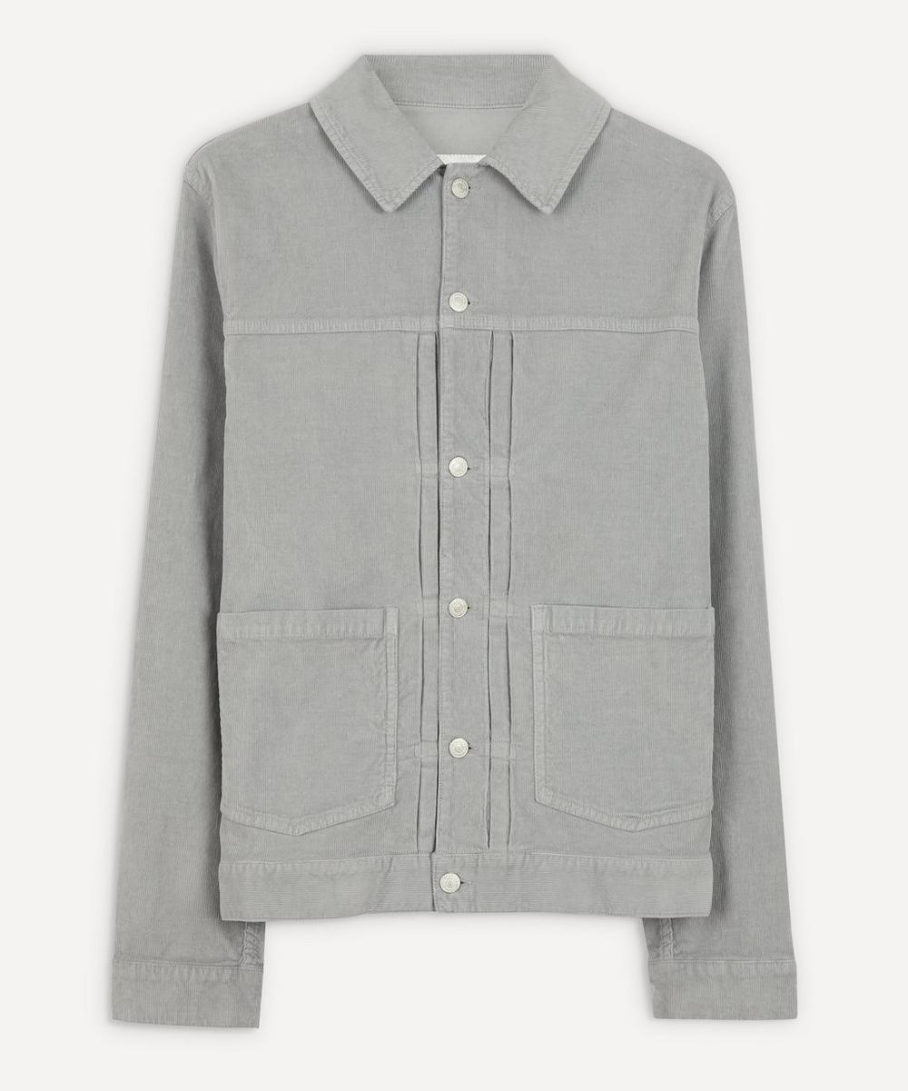 Officine Générale - Leo Corduroy Trucker Jacket