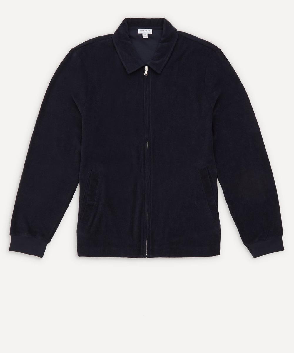 Sunspel - Towelling Sweater