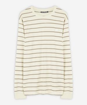 Elwood Stripe Face Long-Sleeve T-Shirt