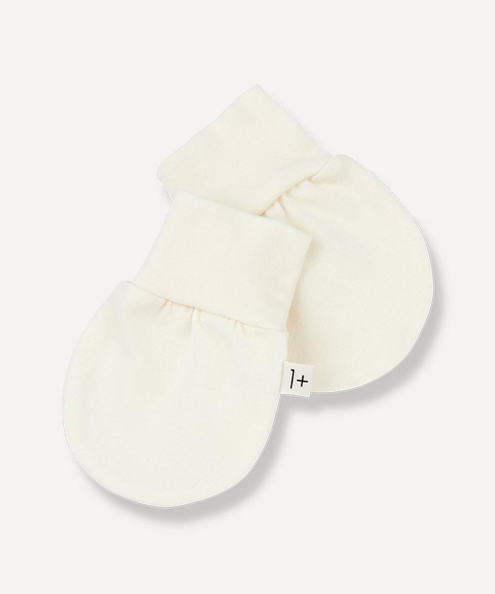 1+ In The Family - Zia Organic Cotton Mittens