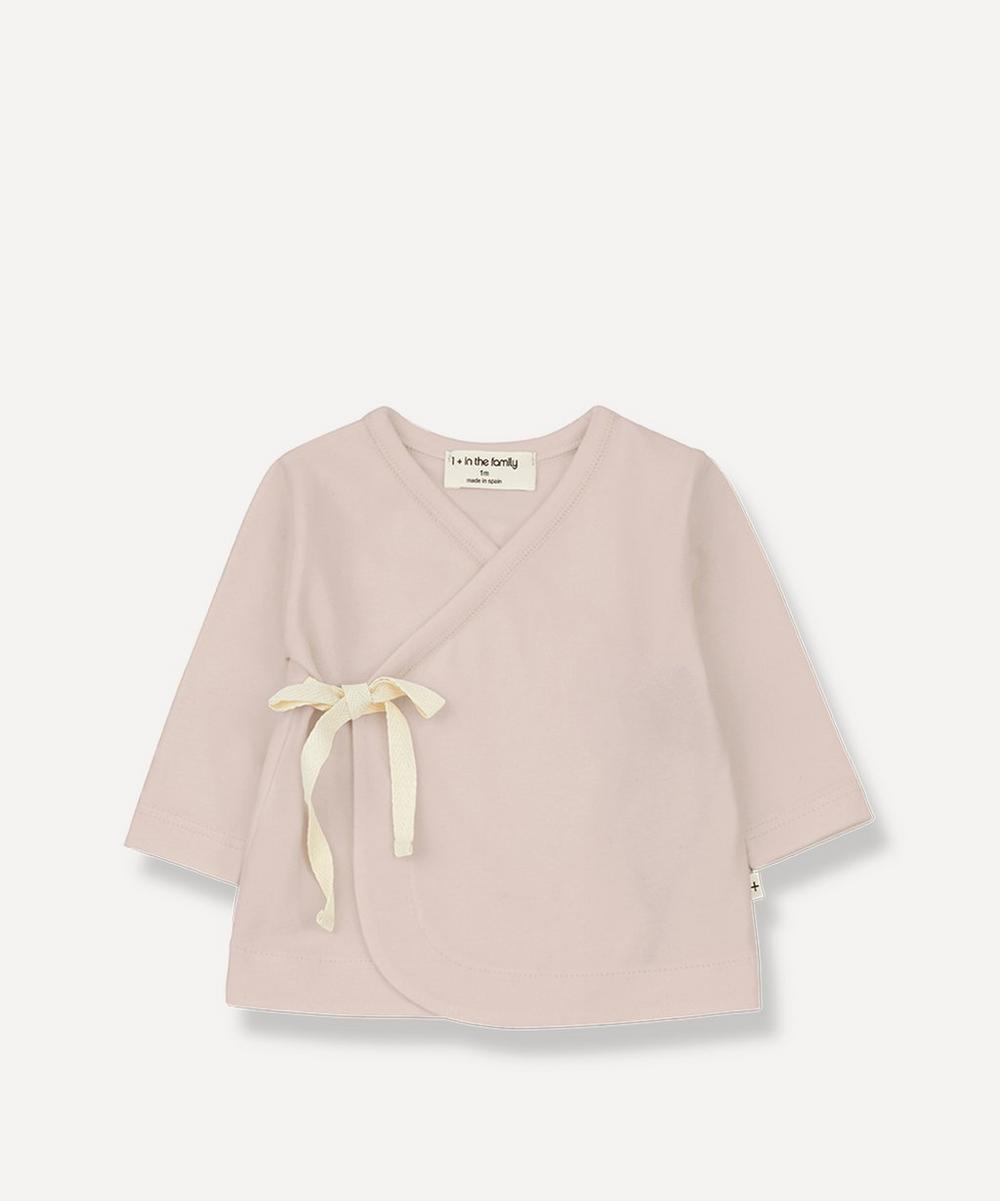 1+ In The Family - Babette Newborn Shirt 3-18 Months
