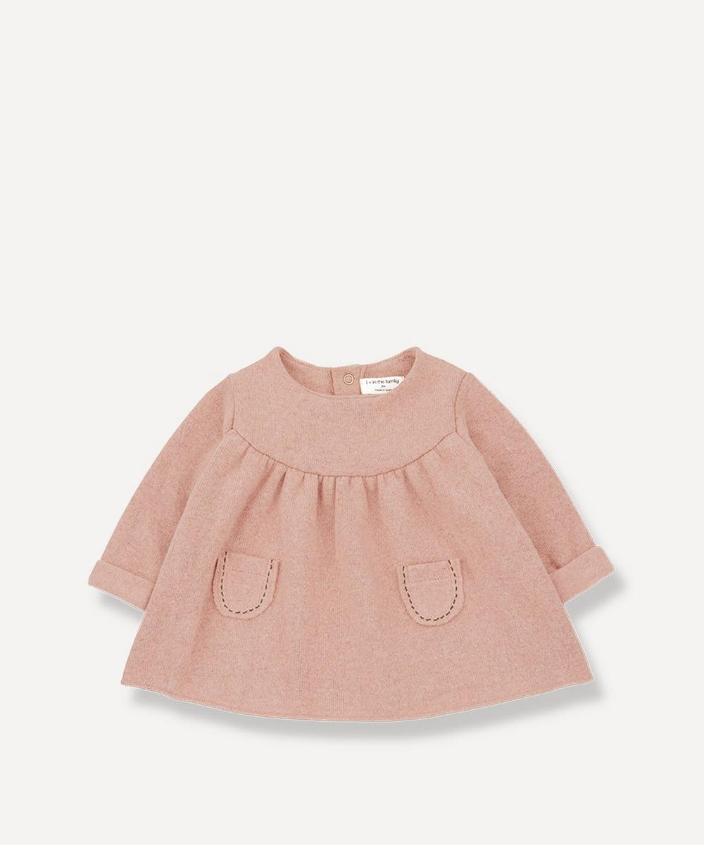 1+ In The Family - Mariola Dress 3-24 Months