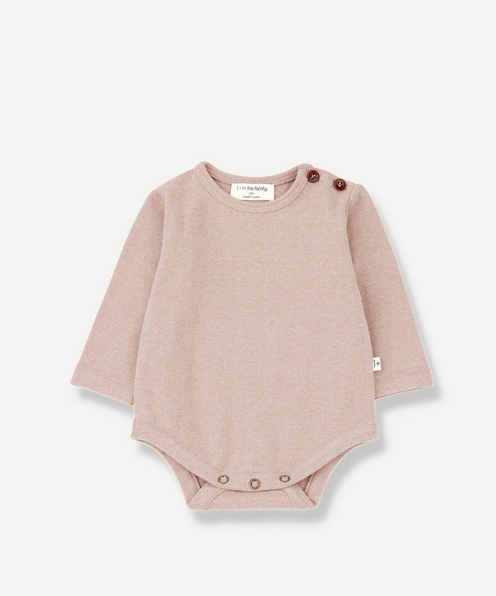 1+ In The Family - Astun Long-Sleeved Body 3-24 Months