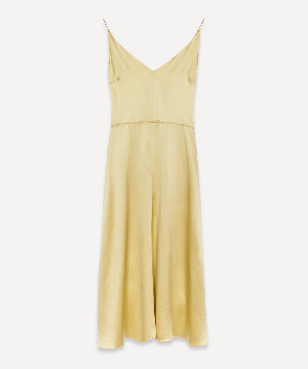 Joseph - Delphia Silk-Satin Slip Dress