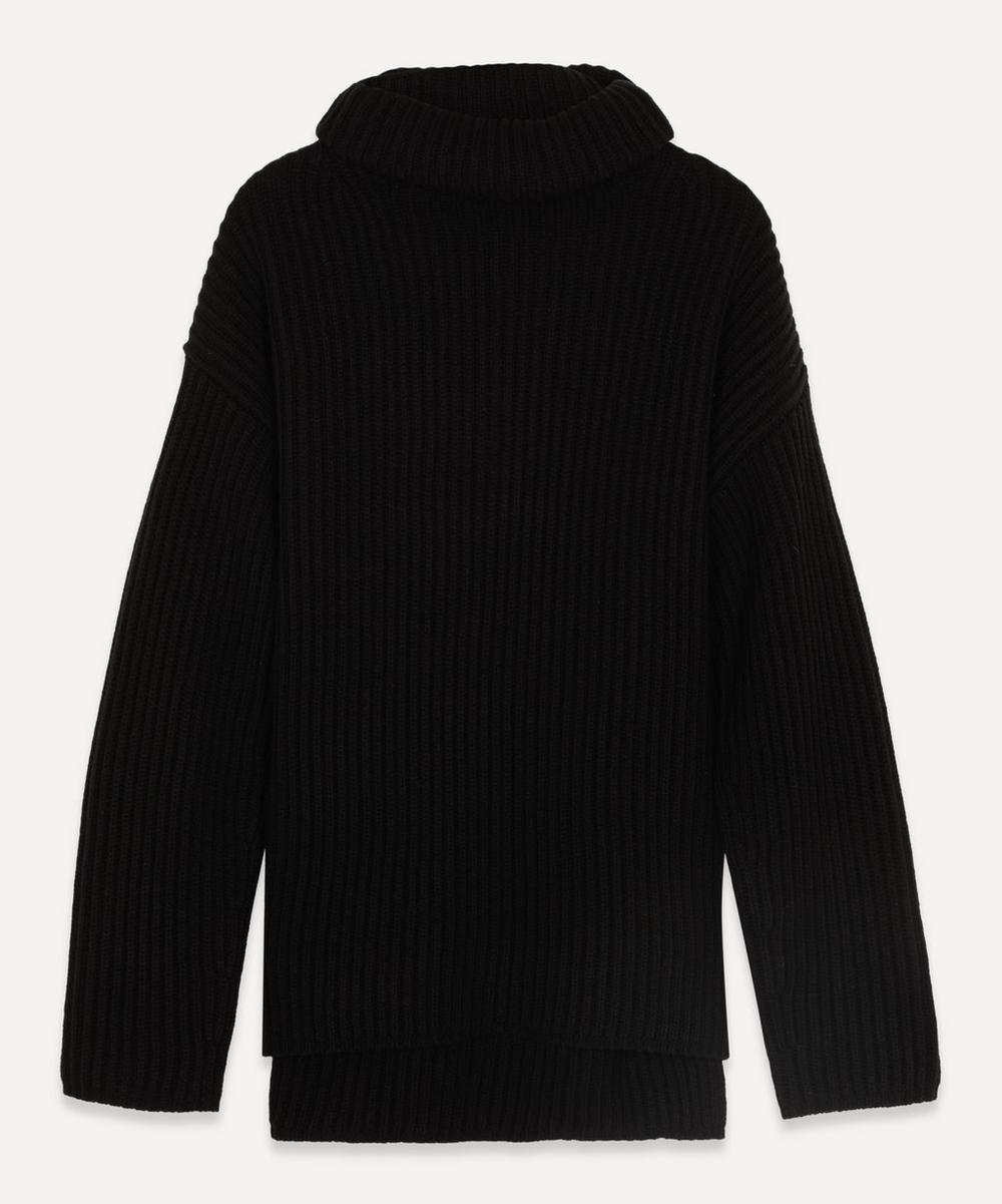 Joseph - Chunky Wool Turtle-Neck Jumper