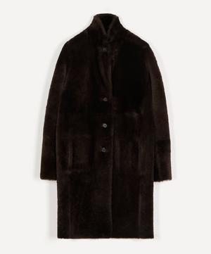 Brittany Reversible Sheepskin Coat