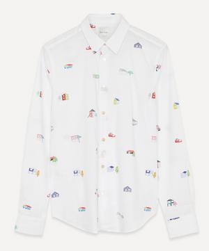 Slim Houses Shirt