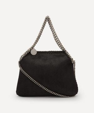 Medium Falabella Faux Leather Shoulder Bag