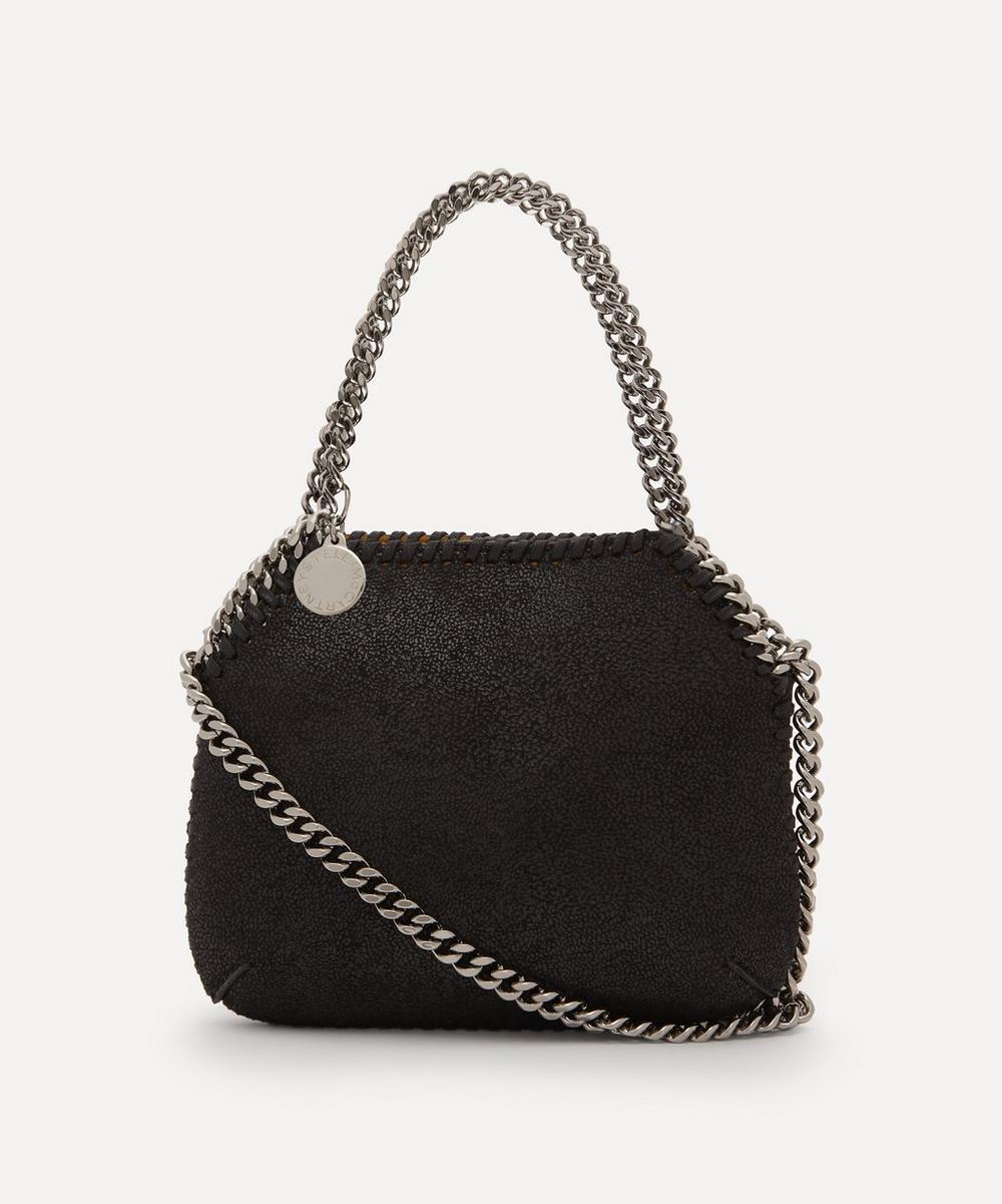 Stella McCartney - Mini Falabella Faux Leather Shoulder Bag