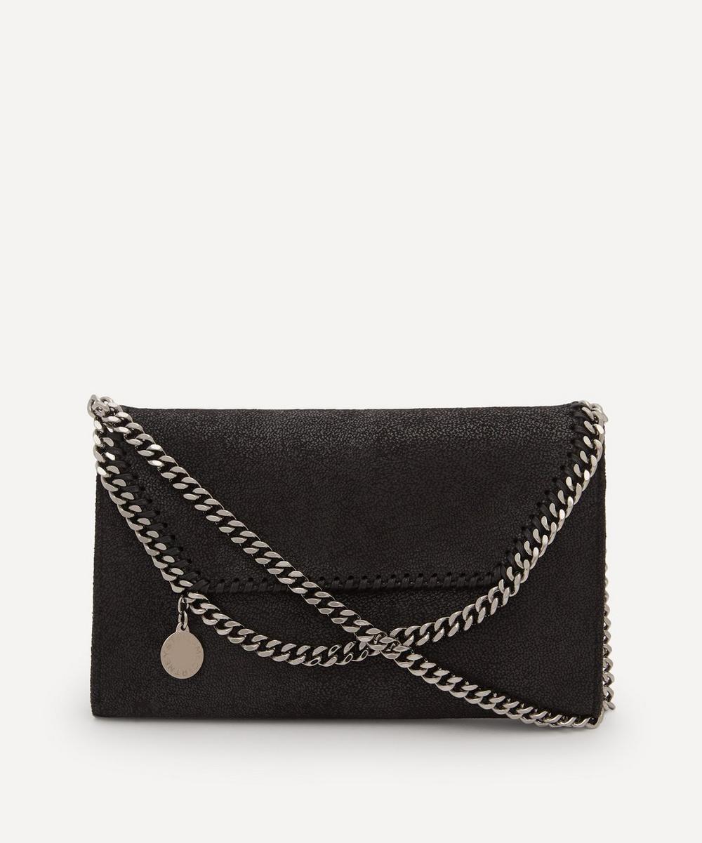 Stella McCartney - Mini Falabella Faux Leather Cross-Body Bag