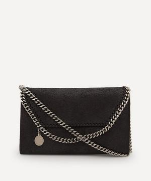 Mini Falabella Faux Leather Cross-Body Bag