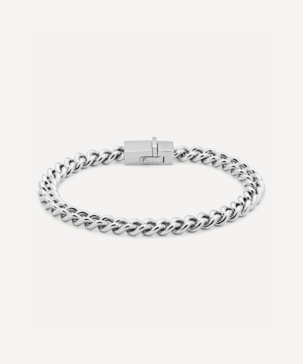 Tom Wood - Rounded Curb Bracelet