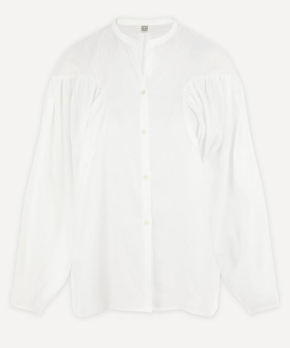 Totême - Moncton Cotton Blouse