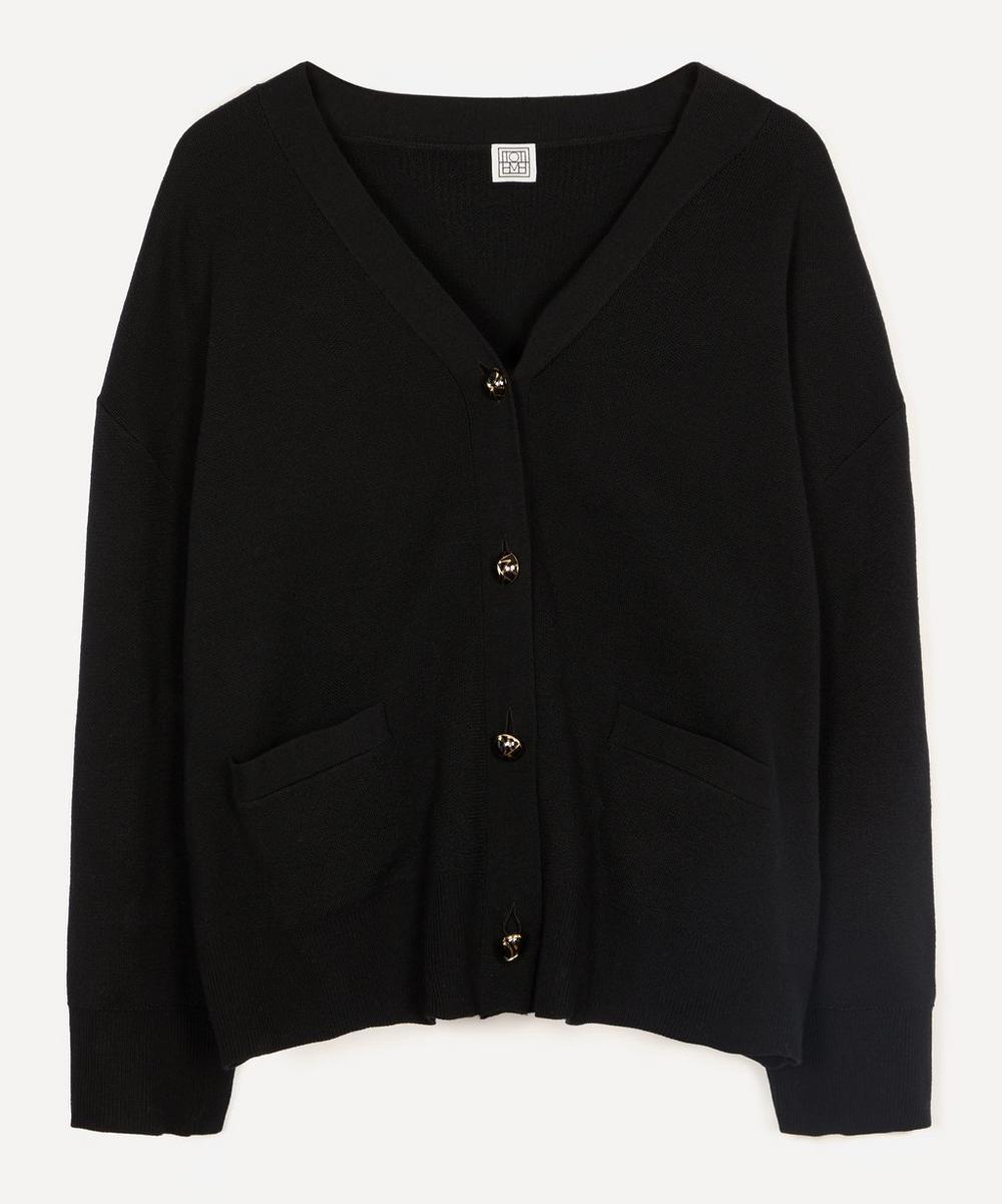 Totême - Vinci Merino Wool Cardigan