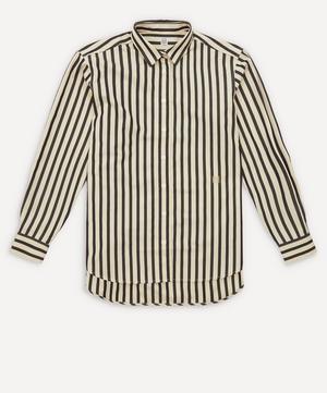 Capri Classic Striped Cotton Shirt