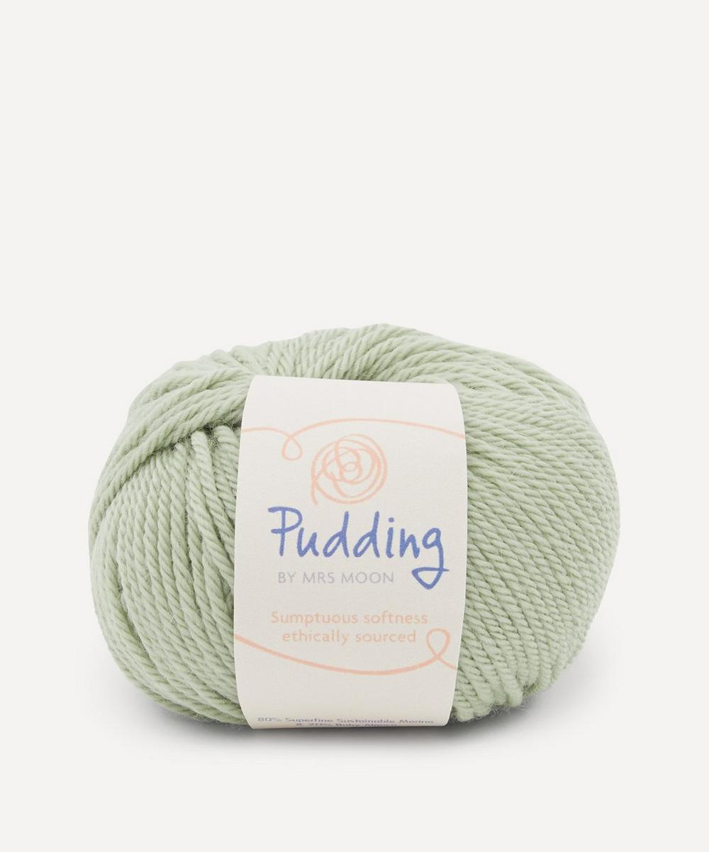 Mrs Moon - Pudding Yarn Ball 25g