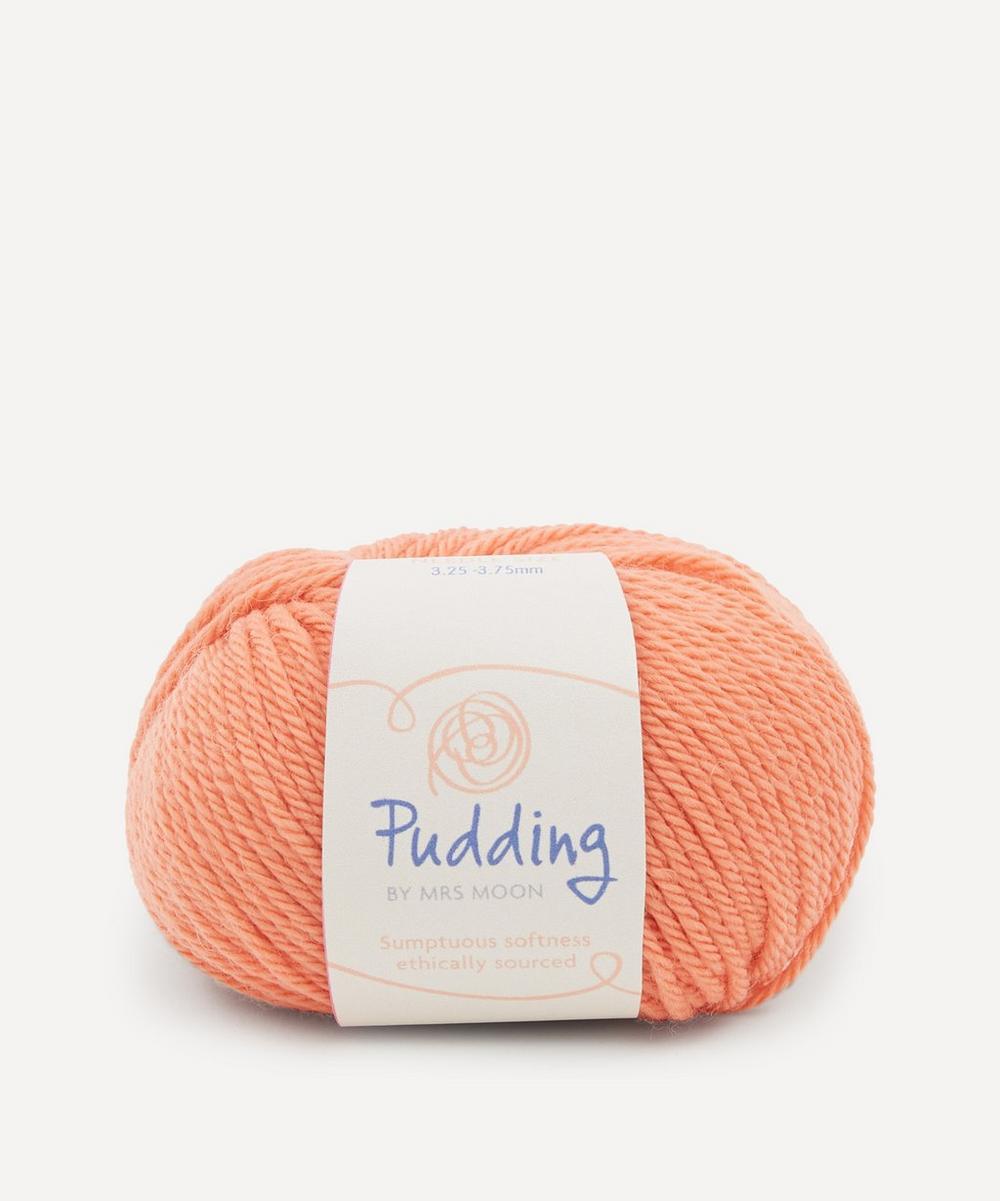 Mrs Moon - Pudding Yarn Ball 25g